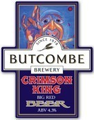 BUTCOMBE CRIMSON KING