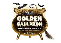 Wells - GOLDEN CAULDRON